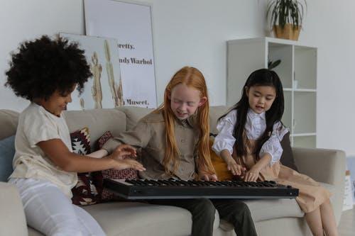 děti hudba