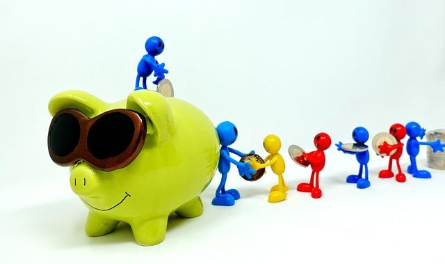 ukládání úspor