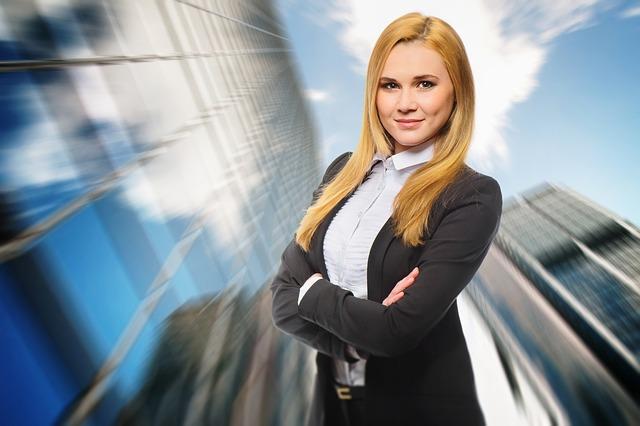 finanční poradkyně